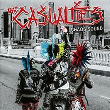 The Casualties - Chaos Sound (NEW CD)