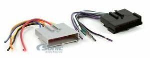Metra 70-1770 Wiring Harness for Select 1985-2004 Ford/Lincoln/Mercury Vehicles