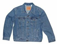 NEW Levi's Men's Relaxed Trucker Jacket COLOR STONEWASH ALL SIZES