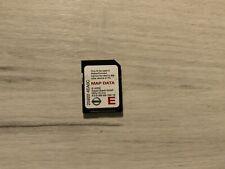 Nissan Connect sat nav sd card (2014-2016) 25920 4EA0C