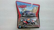 Max Schnell Disney Pixar Cars 2  (Mattel  2010) - New and SEALED