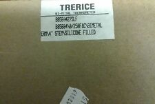 TRERICE BI-METAL THEMOMETER B8560427SLF STEM/SILICONE FILLED