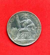 (CF.03) COLONIES FRANÇAISE INDOCHINE  20 CENT 1899 A (SUP) RARE