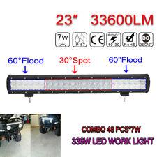 58.4cm OSRAM 336w conjunto luz LED Barra para todoterreno 4wd Camión SUV