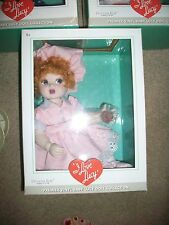 I Love Lucy Premier Baby Lucy Doll Chocolate factory