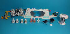 LEGO Star Wars ~ Hoth Rebel Base (7666) & Manual