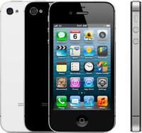 Apple iPhone 4S - 8/16/32/64GB - All Colors (GSM Unlocked; AT&T / T-Mobile)