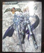 Soul Calibur IV 4 - Limited Edition Guide NUOVO SIGILLATO