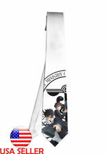 PSYCHO PASS Anime Necktie Neck Tie Men Halloween Tie Cosplay Cartoon