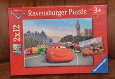 Ravensburger Puzzle | Lightning McQueen und seine Freunde | 2x12 Teile (3+)