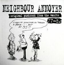 V/A - NEIGHBOUR ANNOYER (KBD PUNK 1977-1982) PINK SECTION, THE SCABS, PUNCTURE