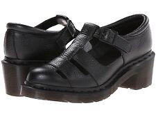 Dr. Martens Women`s BABY Jocelyn Eleanor Style Sandal Black  US 8 EU 39 UK 6
