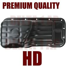 NEW Engine Oil Pan forNissan Sentra, Pulsar NX 1.6L 1989-2017 w/wty