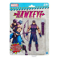 Marvel Legends Vintage Hawkeye 6-Inch Action Figure NIB