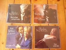 Nadine Norell - Ich Komm zu Dir + In Deinem Zimmer Brennt + Fliege weißer Adler