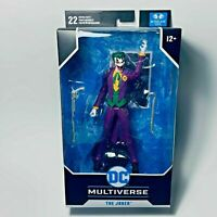 "Rebirth The Joker 7"" McFarlane Toys Action Figure - In Stock!"