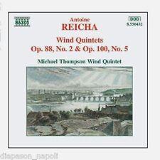Reicha: Wind Quintets (Quintetti per Fiato) / Michael Thompson Wind Quintet - CD