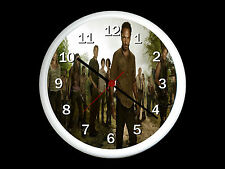 The Walking Dead Wall Clock Can be Personalised