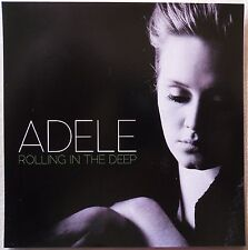 ADELE * ROLLING IN THE DEEP - REMIXES * US 6 TRK PROMO * HTF! * 21 * OAKENFOLD