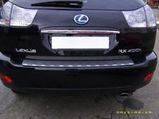 Edelstahl Ladekantenschutz für Lexus RX 300-400 ab 2003