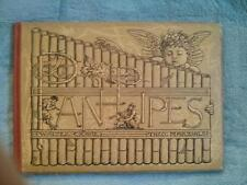 Pan Pipes A Book of Old Songs Theo. Marzials: Accompaniments 2nd Ed Walter Crane