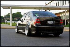 New OEM VW MK4 Jetta Bora GLI EURO Rear Wing Spoiler Black