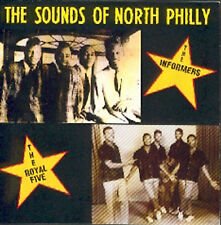 Sounds Of North Philly-Royal Five / Informers-Philly Group Soul Harmony CD