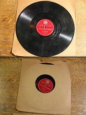 """78 1940s Hal McIntyre """"I've Got the Sun In the Morning"""" """"Song of the Bayou"""" V+"""