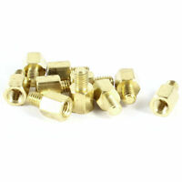 10 Pcs PCB Motherboard Standoff Hex Spacer Screw Nut M3 Male 4mm to Female 5mm