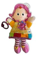 LAMAZE PLAY & GROW MY FRIEND EMILY DOLL BABY SOFT ACTIVITY LEARNING TOY