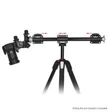 Adjustable Aluminiun Alloy Tripod Boom Horizontal Camera Mount Extension C5S1