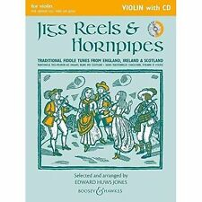 Jigs, Reels & Hornpipes: Violin Edition by Boosey & Hawkes Music Publishers...