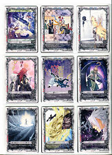 "D.Gray-man Gaming card set di 27 comuni dell'espansione ""CROWN CLOWN"""