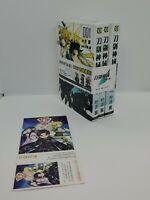 Sword Art Online Fairy Dance (Vol. 1-3)  Japan Manga Graphic Novels Set NEW