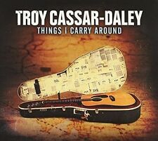 Troy Cassar-Daley - Things I Carry Around [New CD] Australia - Import