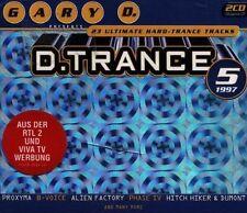 D. Trance 5 (1997) Proxyma, B-Voice, Alien Factory, Phase IV, Hitch Hik.. [3 CD]