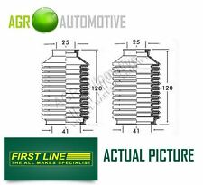 FIRST LINE FRONT STEERING RACK GAITER KIT OE QUALITY REPLACE FSG3083