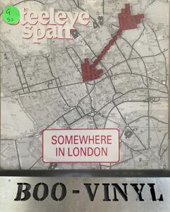 """Steeleye Span - Somewhere In London 7"""" Single"""