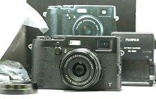 Fujifilm X100T 16 MP Compact Digital Camera - Black 10,800 Clicks VG # 44A52656