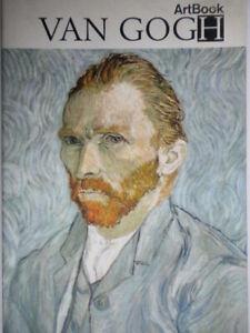 Van Goghgiornale electaart book1arte pittura illustrato rilegato nuovo 818