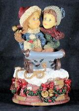 Music Box Sweet Cakes Christmas Sleigh Ride
