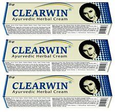 CLEARWIN Klirvin Ayurvedic Body& face Cream- 25 g  1 lot= 3 pcs