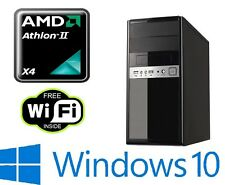 Ultimate PC Trident X - Fast 3.7GHz Quad Core 500GB 8GB, GT710 Dedicated Graphic
