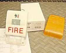 NEW Genesis G1F-HDVM Fire Alarm Multi CD Horn Strobe White 24 Volt DC CC