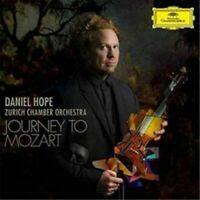 DANIEL HOPE/ZURICH CHAMBER ORCHESTRA Journey To Mozart CD BRAND NEW Digipak