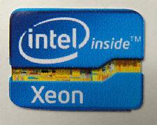 Intel inside Xeon Sticker Logo for laptop desktop PC