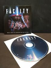 The Faculty: Music from The Dimension Motion Picture (Soundtrack) CD