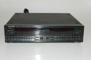 Kenwood GE-810 - Stereo Graphic Equalizer - Made in Japan - selten