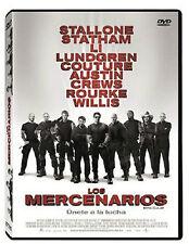 PELICULA DVD LOS MERCENARIOS PRECINTADA