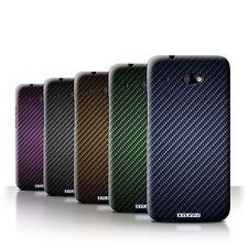 Étuis, housses et coques bleus HTC en fibre de carbone pour téléphone mobile et assistant personnel (PDA)